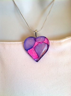 Heartbeat love Pendant