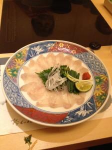 carpacchio blowfish