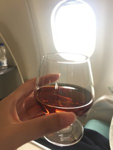 straight glass of Remy Martin XO Cognac