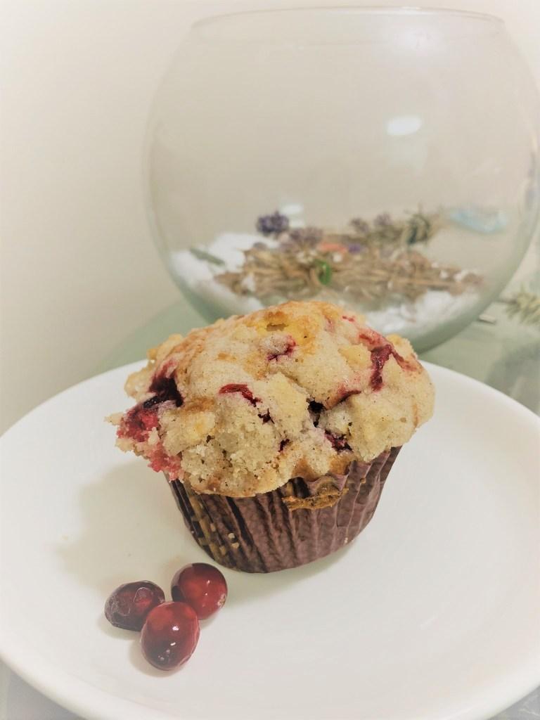 best cranberry muffin recipe