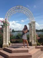Disney's Wedding Pavilion.