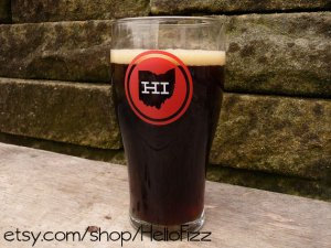 Hello Fizz Pub Glass1