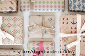 toodlesnoodles wrapping paper1