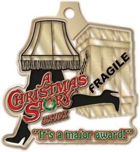 A-Christmas-Story-Run-Medal
