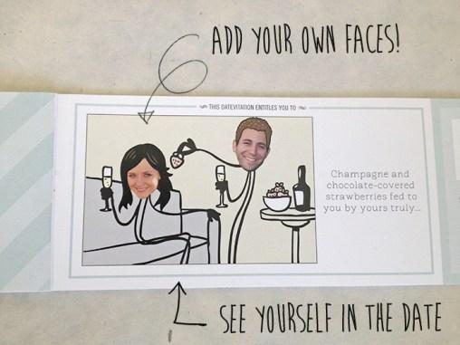 2 - Datevitation Add Faces