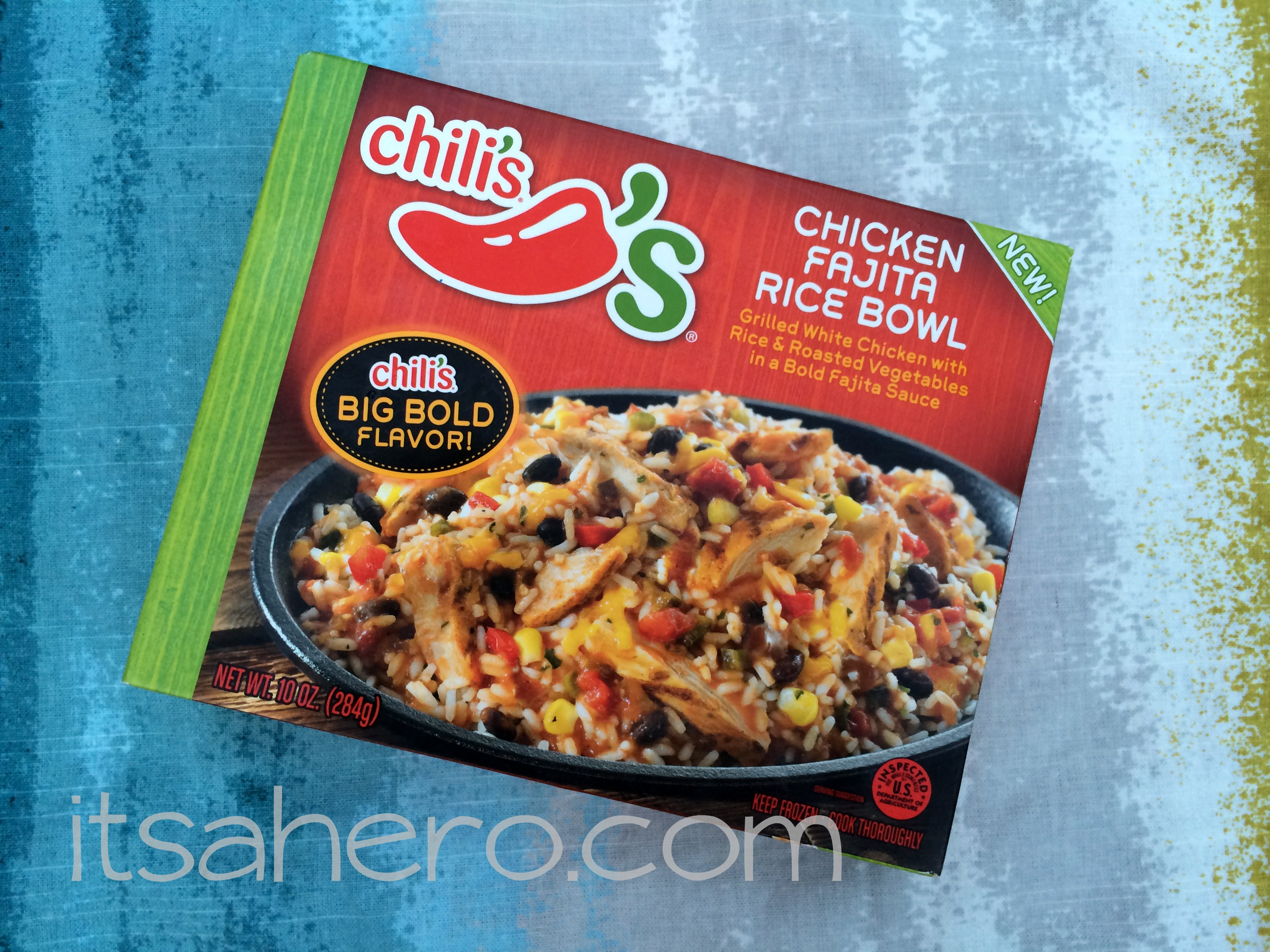 chili s at home heats up the frozen food aisle its a hero
