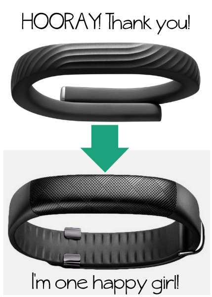 JAWBONE HAPPY