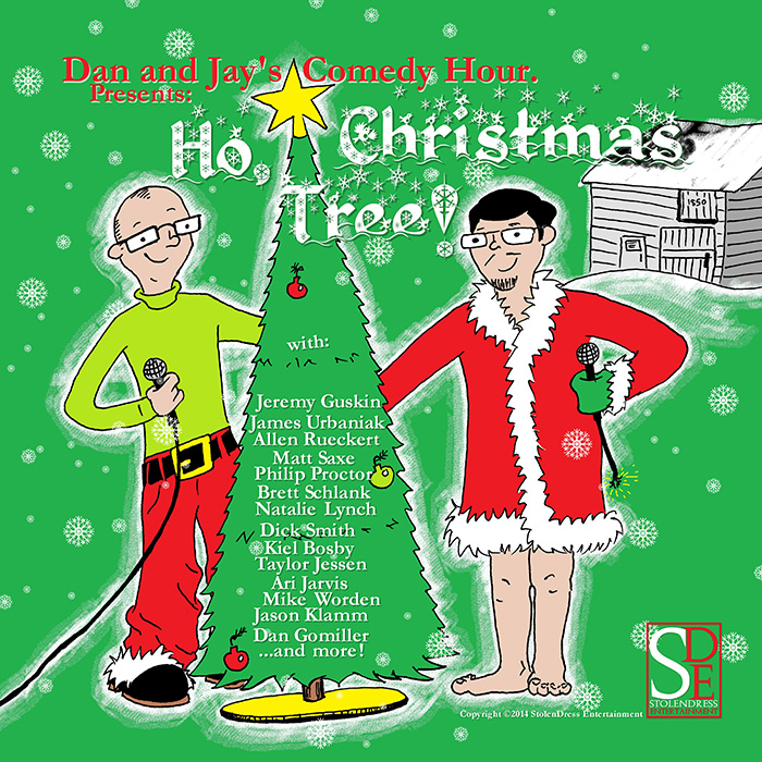 COMEDY CHRISTMAS DOWNLOAD FROM DAN AND JAY COMEDY HOUR