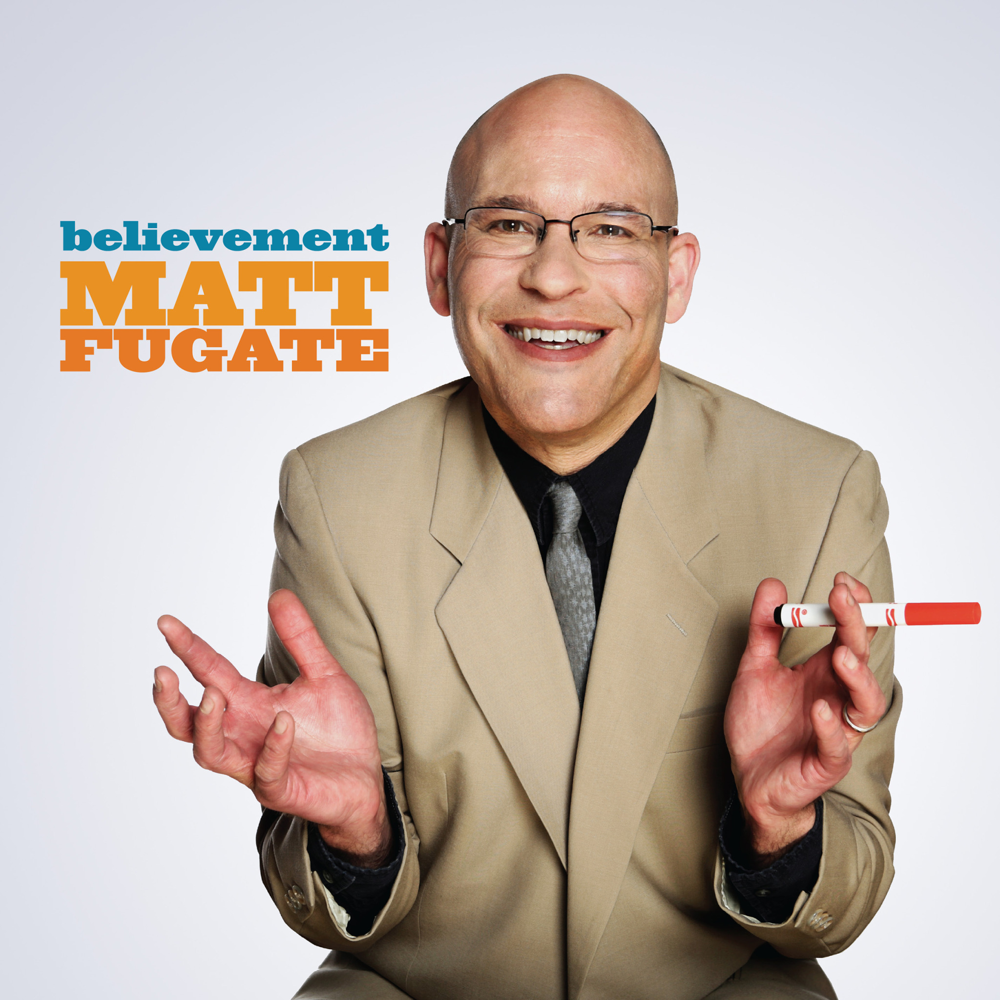 COMEDY NEWS: MATT FUGATE'S BELIEVEMENT FROM STAND UP! RECORDS OUT NOW