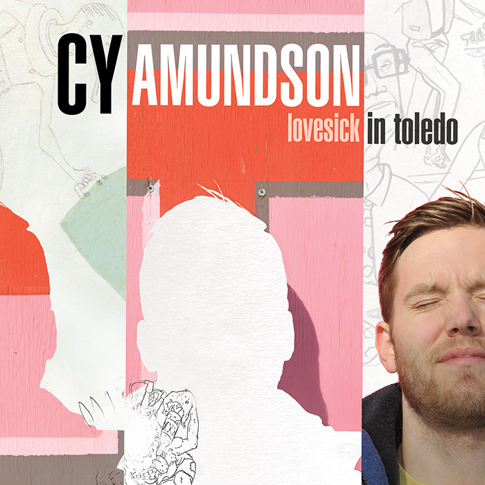 COMEDY NEWS: CY AMUNDSON DEBUT CD OUT NOW ON STAND UP! RECORDS & WILL MAKE YOU LOVESICK IN TOLEDO