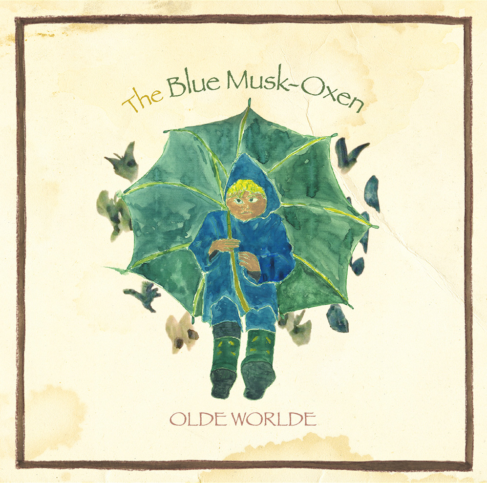 """JAPANESE ARTIST OLDE WORLDE RELEASES FIRST LYRIC VIDEO FOR """"THINKING OF YOU"""" FROM THE BLUE MUSK-OXEN"""