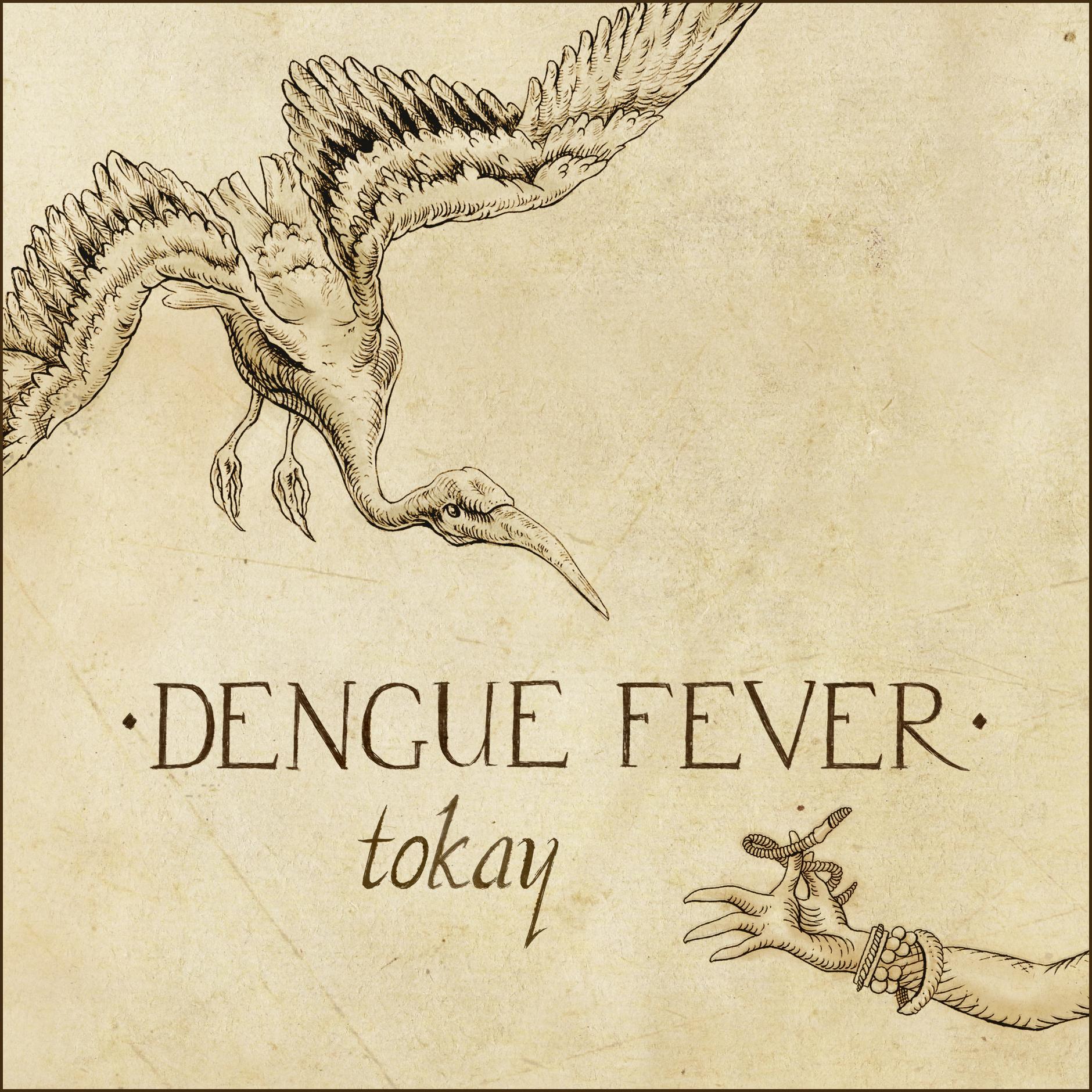 New Dengue Fever Single + Video Confirmed in Support of 6 Week International Tour Starting in September!