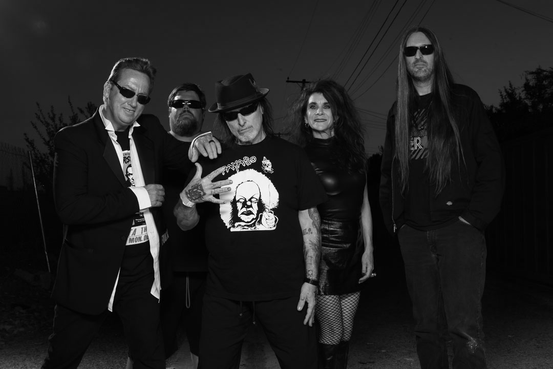 PUNK NEWS: OG OC Punk Rikk Agnew's new LP Learn from the Rikk Agnew Band on Frontier Records out Oct. 14