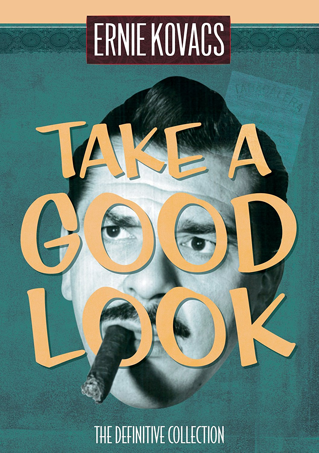 COMEDY NEWS: Ernie Kovacs: Take A Good Look – The Definitive Collection To Be Released By Shout! Factory On October 17