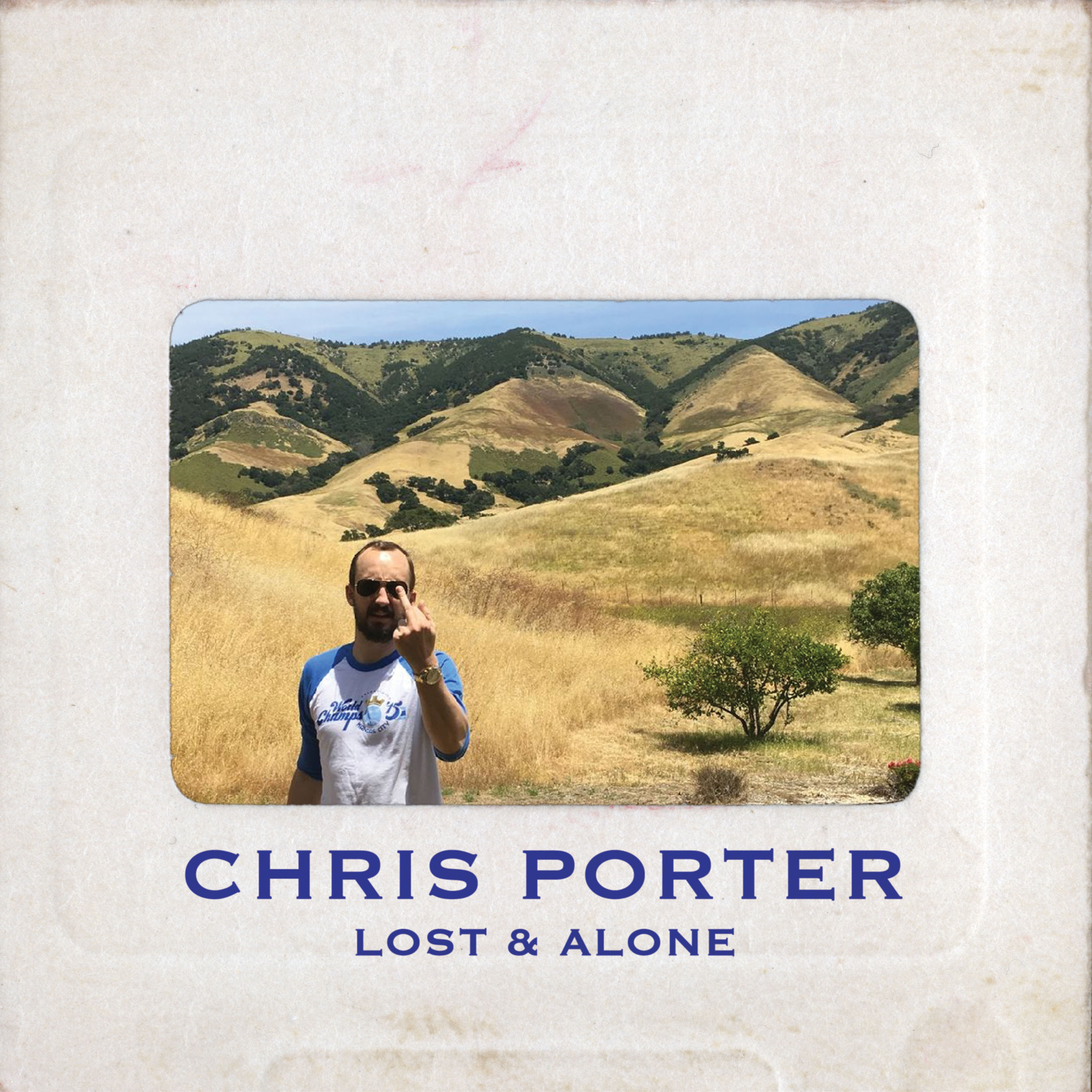 COMEDY DOWNLOAD : Chris Porter's Lost & Alone Out Friday on Stand Up! Records.