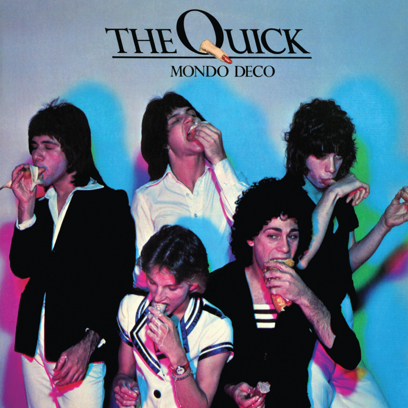 """The Quick Long Awaited Reissue """"Mondo Deco"""" (Expanded Edition) is Pure Pop from a Post Glam, Pre-Punk World, Out June 1 from Real Gone Music"""