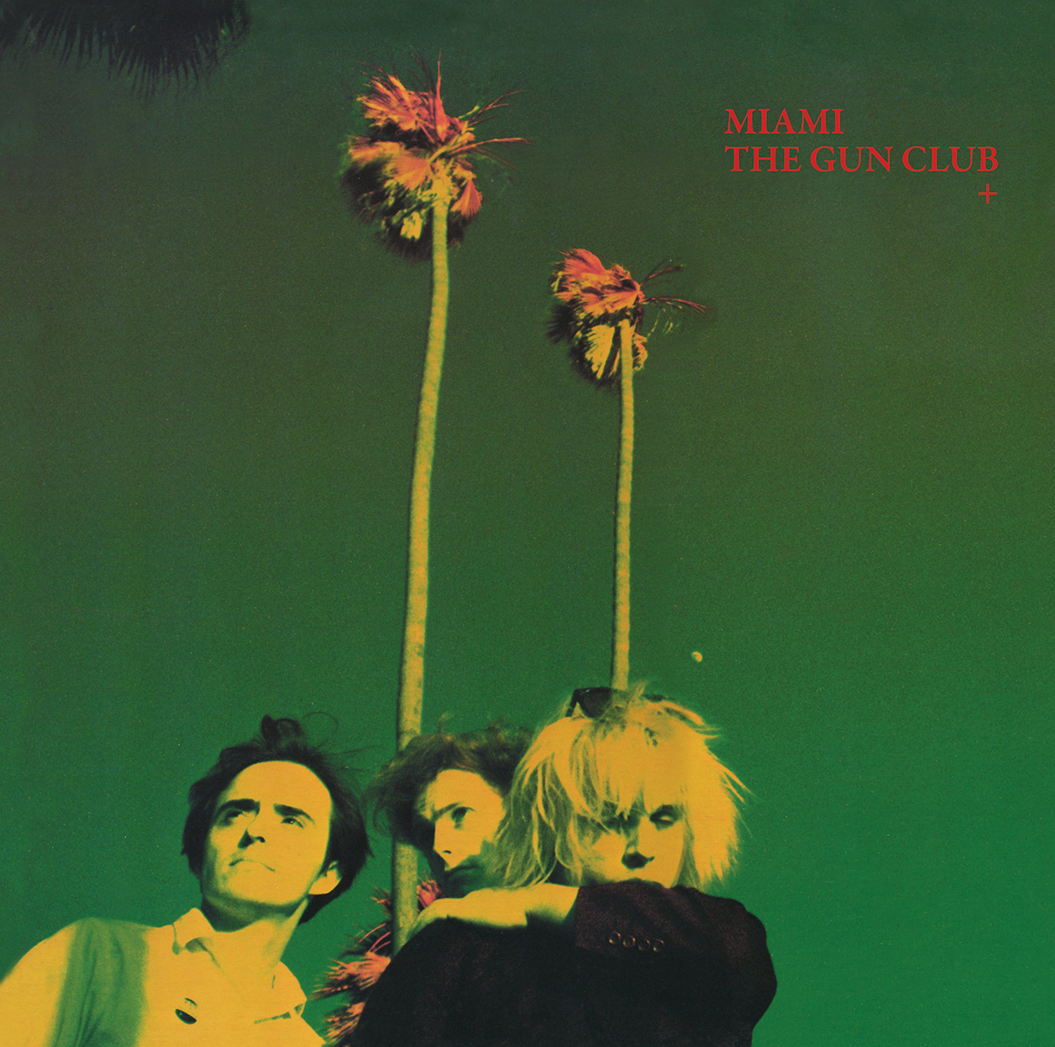 The Gun Club's 1982 Album Miami + Unreleased Tracks set for December 4 on 2xLP/2xCD from Blixa Sounds