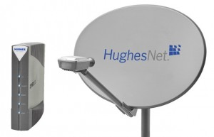 HughesNet Satellite Broadband Internet