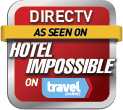 DIRECTV DRE Seen On Hotel Impossible - DIRECTV Residential Experience for Hotels