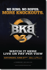 BKB 3 Event Poster - DIRECTV MVP Marketing