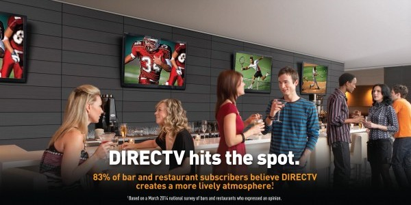 What DIRECTV is Delivering for Your Business in January