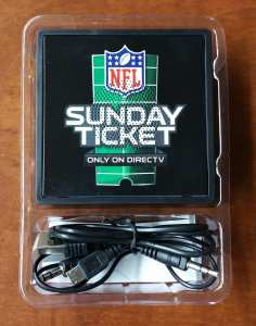 NFL Sunday Ticket Bluetooth Speaker from Its All About Satellites DIRECTV for Business TV for Hotels