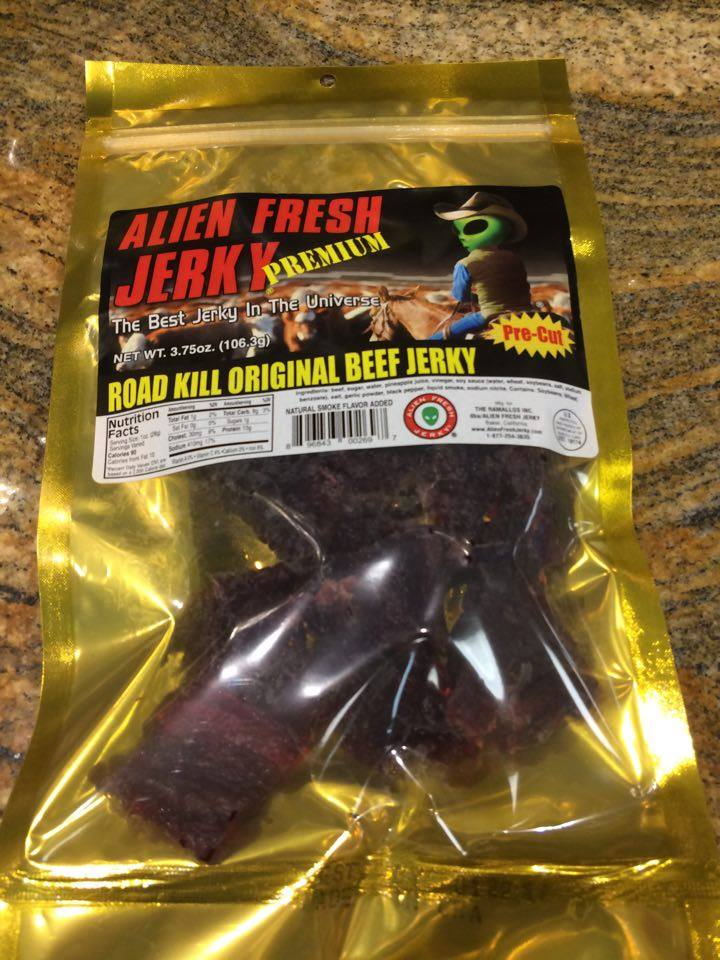 Alien Jerky What Fresh