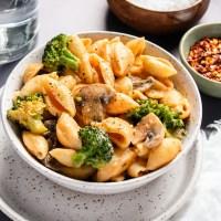 Vegan Pasta Con Broccoli