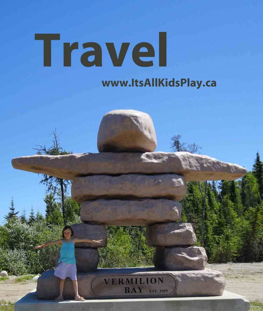 Travel Badge. Traveling with Kids