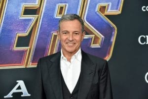 Iger steps down as Disney CEO