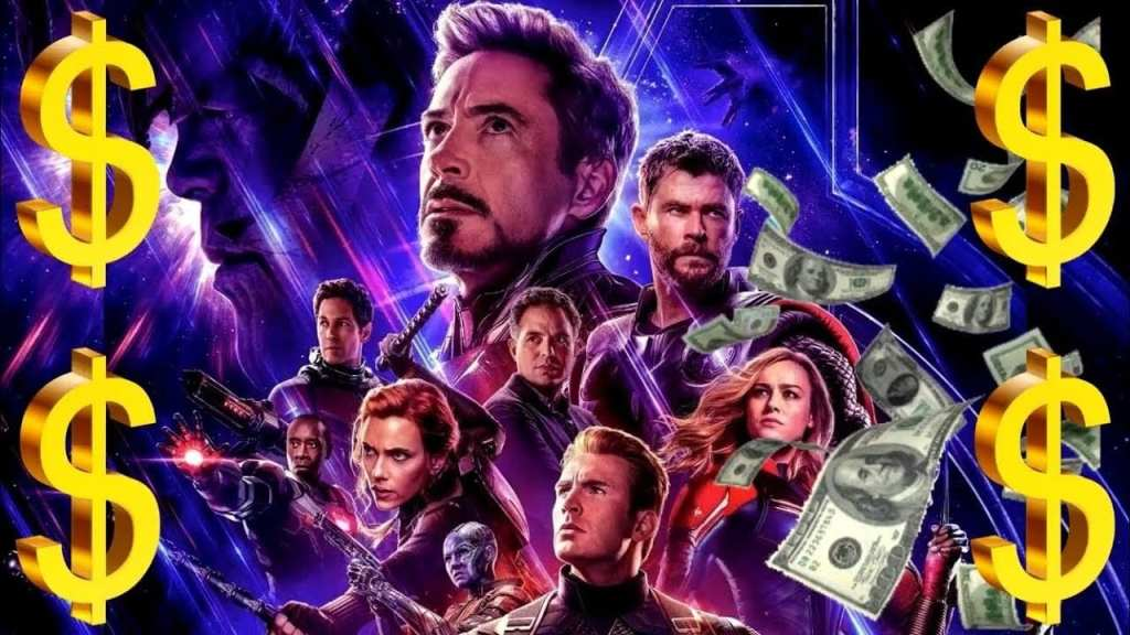 Avengers: Endgame made a lot of money