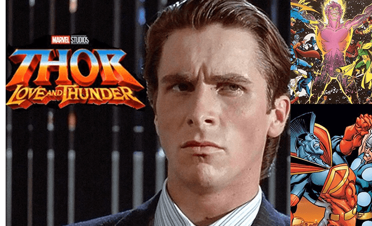 Who is Christian Bale playing in Thor: Love and Thunder?