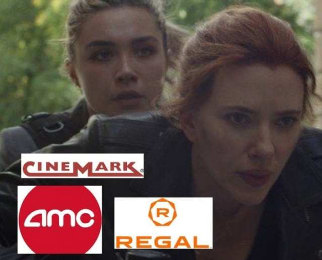 Report: Black Widow still set for theatrical release first
