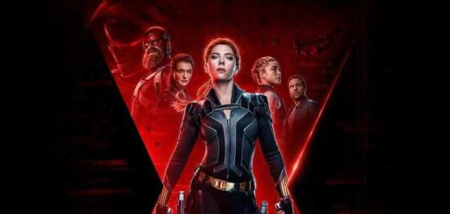 Black Widow has officially been delayed
