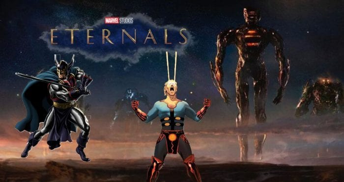 What to expect in Eternals trailer