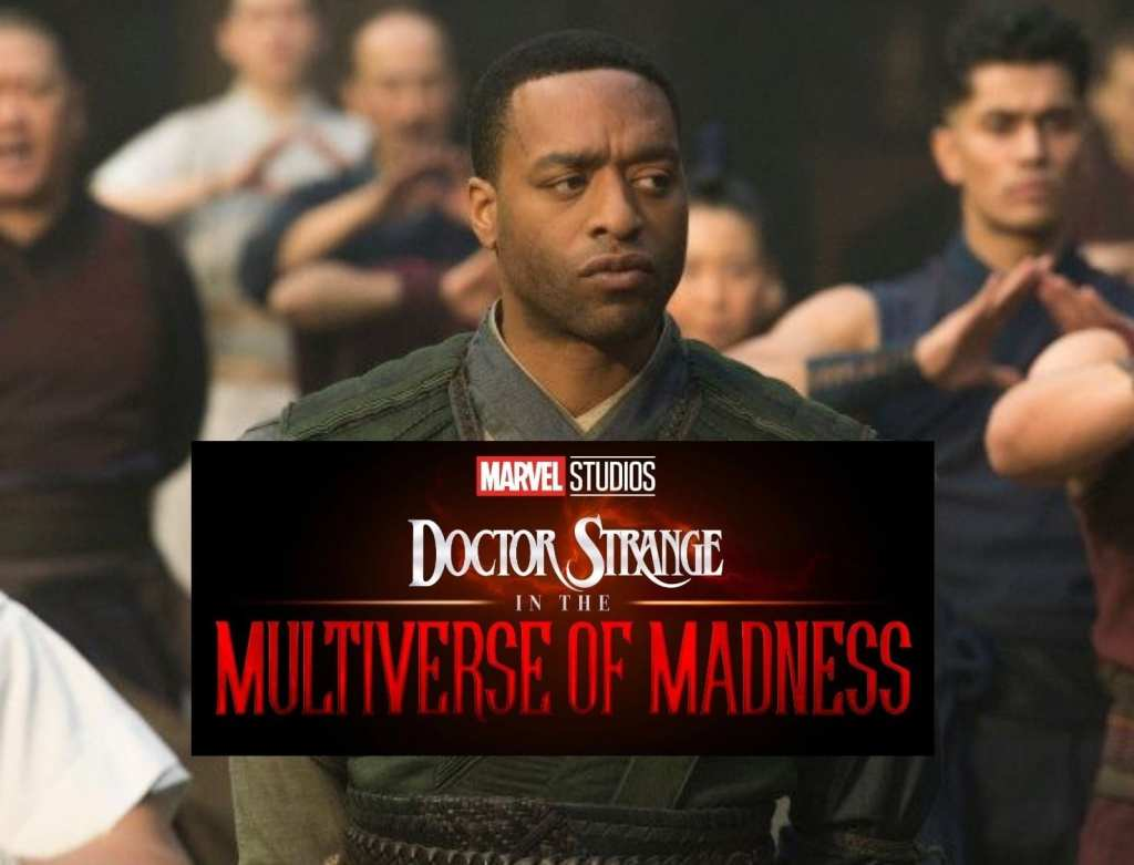 Chiwetel Ejiofor confirms return for Doctor Strange 2; says he's excited to work with director Sam Raimi