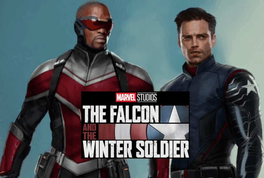 "Falcon and Winter Soldier star Anthony Mackie says there's ""very little stuff"" left to film"
