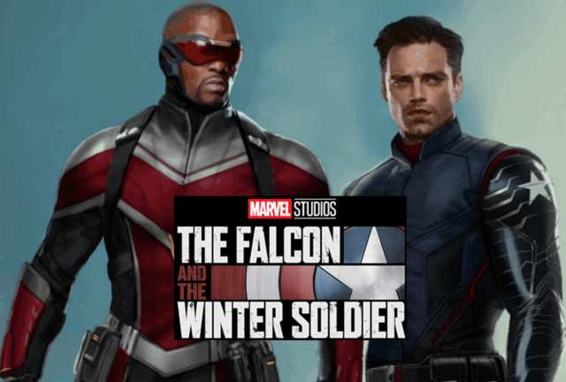 """Falcon and Winter Soldier star Anthony Mackie says there's """"very little stuff"""" left to film"""