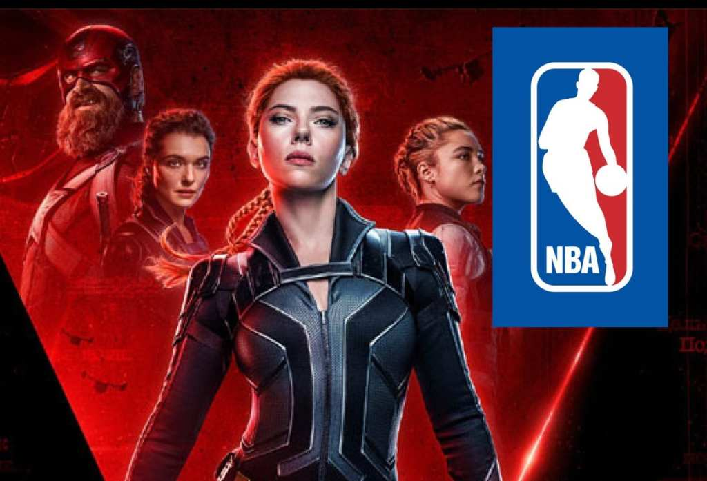 NBA players staying at Disney World for the season will be able to watch Black Widow early