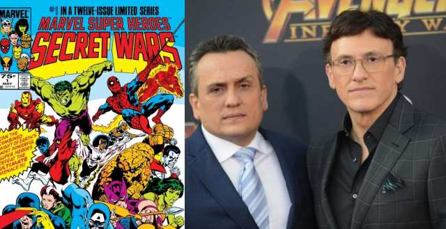Russo Brothers say Secret Wars film would be bigger than Endgame and Infinity War