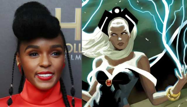 Janelle Monáe says she's pitched playing Storm to Black Panther director Ryan Coogler