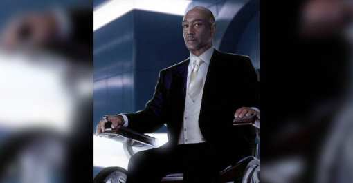 Giancarlo Esposito as Charles Xavier