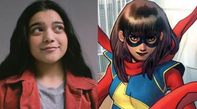 Marvel Studios casts newcomer Iman Vellani as Ms. Marvel in upcoming series