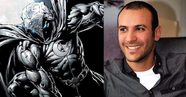 Mohamed Diab to direct Moon Knight series