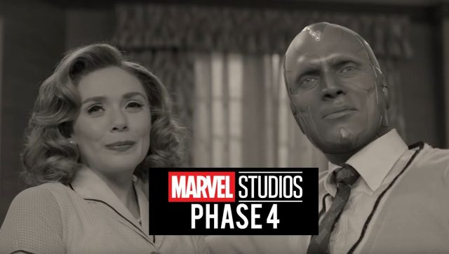 """WandaVision director on being the one to launch Phase 4: """"it's an honor"""""""