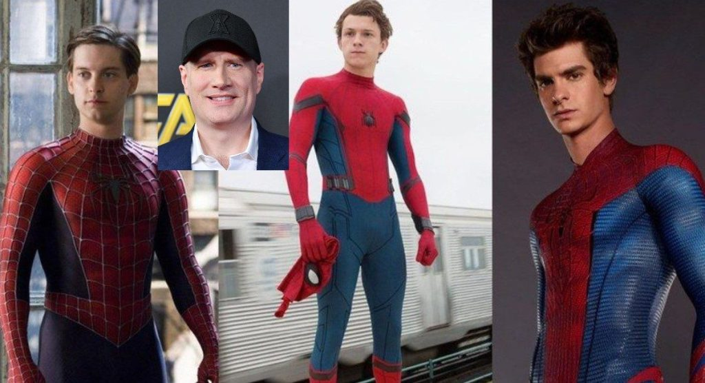 Marvel boss Kevin Feige says some of the recent Spider-Man 3 casting rumors are true and some aren't