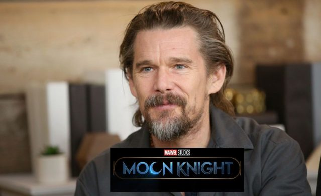Ethan Hawke to play the villain in the Moon Knight series