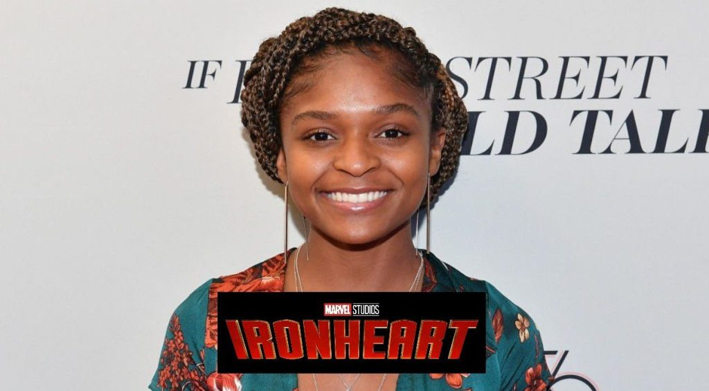 Dominique Thorne breaks her silence on landing the role of Ironheart
