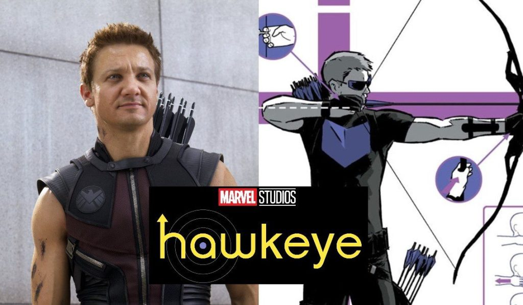 Hawkeye set picture reveals Jeremy Renner's new costume