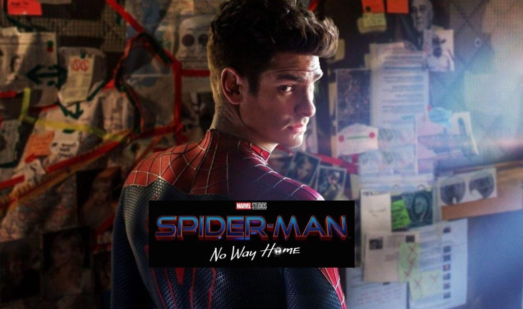 Andrew Garfield shoots down rumors that he's in Spider-Man: No Way Home
